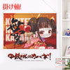 New Koutetsujou no Kabaneri Japanese Anime Wall Scroll Poster and Banner H0325 - Anime Dakimakura Pillow Shop | Fast, Free Shipping, Dakimakura Pillow & Cover shop, pillow For sale, Dakimakura Japan Store, Buy Custom Hugging Pillow Cover - 1
