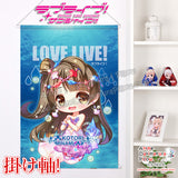 New Love Live - Kotori Japanese Anime Wall Scroll Poster and Banner H0333 - Anime Dakimakura Pillow Shop | Fast, Free Shipping, Dakimakura Pillow & Cover shop, pillow For sale, Dakimakura Japan Store, Buy Custom Hugging Pillow Cover - 1