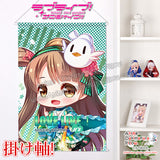 New Love Live - Kotori Chibi Japanese Anime Wall Scroll Poster and Banner H0351 - Anime Dakimakura Pillow Shop | Fast, Free Shipping, Dakimakura Pillow & Cover shop, pillow For sale, Dakimakura Japan Store, Buy Custom Hugging Pillow Cover - 1