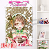 New Love Live - Kotori Japanese Anime Wall Scroll Poster and Banner H0359 - Anime Dakimakura Pillow Shop | Fast, Free Shipping, Dakimakura Pillow & Cover shop, pillow For sale, Dakimakura Japan Store, Buy Custom Hugging Pillow Cover - 1
