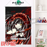 New Date Alive - Karumi Tokisaki Japanese Anime Wall Scroll Poster and Banner H0361 - Anime Dakimakura Pillow Shop | Fast, Free Shipping, Dakimakura Pillow & Cover shop, pillow For sale, Dakimakura Japan Store, Buy Custom Hugging Pillow Cover - 1