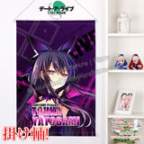 New Date Alive - Tohka Yotogami Japanese Anime Wall Scroll Poster and Banner H0368 - Anime Dakimakura Pillow Shop | Fast, Free Shipping, Dakimakura Pillow & Cover shop, pillow For sale, Dakimakura Japan Store, Buy Custom Hugging Pillow Cover - 1
