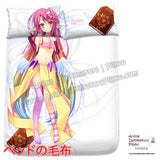 New Tohka Yatogami - Date A Live Japanese Anime Bed Blanket or Duvet Cover with Pillow Covers  H0378 - Anime Dakimakura Pillow Shop | Fast, Free Shipping, Dakimakura Pillow & Cover shop, pillow For sale, Dakimakura Japan Store, Buy Custom Hugging Pillow Cover - 3
