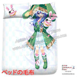 New Yoshino - Date A Live Japanese Anime Bed Blanket or Duvet Cover with Pillow Covers  H0381 - Anime Dakimakura Pillow Shop | Fast, Free Shipping, Dakimakura Pillow & Cover shop, pillow For sale, Dakimakura Japan Store, Buy Custom Hugging Pillow Cover - 2