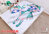 New Yoshino - Date A Live Japanese Anime Bed Blanket or Duvet Cover with Pillow Covers  H0381 - Anime Dakimakura Pillow Shop | Fast, Free Shipping, Dakimakura Pillow & Cover shop, pillow For sale, Dakimakura Japan Store, Buy Custom Hugging Pillow Cover - 1