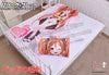 New Enju Aihara - Black Bullet Japanese Anime Bed Blanket or Duvet Cover with Pillow Covers H0389 - Anime Dakimakura Pillow Shop | Fast, Free Shipping, Dakimakura Pillow & Cover shop, pillow For sale, Dakimakura Japan Store, Buy Custom Hugging Pillow Cover - 1