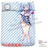 New Nakano Mei - Shirogane Spirits Japanese Anime Bed Blanket or Duvet Cover with Pillow Covers H0390 - Anime Dakimakura Pillow Shop | Fast, Free Shipping, Dakimakura Pillow & Cover shop, pillow For sale, Dakimakura Japan Store, Buy Custom Hugging Pillow Cover - 2
