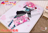 New Momo Belia Deviluke - To Love-Ru Japanese Anime Bed Blanket or Duvet Cover with Pillow Covers  H0396 - Anime Dakimakura Pillow Shop | Fast, Free Shipping, Dakimakura Pillow & Cover shop, pillow For sale, Dakimakura Japan Store, Buy Custom Hugging Pillow Cover - 1