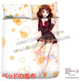 New Kumiko Oumae - Sound euphonium Japanese Anime Bed Blanket or Duvet Cover with Pillow Covers H0397 - Anime Dakimakura Pillow Shop | Fast, Free Shipping, Dakimakura Pillow & Cover shop, pillow For sale, Dakimakura Japan Store, Buy Custom Hugging Pillow Cover - 2