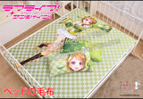 New Koizumi Hanayo - Love Live Japanese Anime Bed Blanket or Duvet Cover with Pillow Covers H0398 - Anime Dakimakura Pillow Shop | Fast, Free Shipping, Dakimakura Pillow & Cover shop, pillow For sale, Dakimakura Japan Store, Buy Custom Hugging Pillow Cover - 1