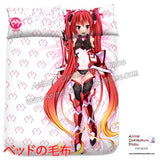 New Souji Mitsuka - Ore Twintails ni Narimasu Japanese Anime Bed Blanket or Duvet Cover with Pillow Covers H0410 - Anime Dakimakura Pillow Shop | Fast, Free Shipping, Dakimakura Pillow & Cover shop, pillow For sale, Dakimakura Japan Store, Buy Custom Hugging Pillow Cover - 2