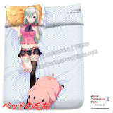 New Elizabeth Liones - Nanatsu no Taizai  Japanese Anime Bed Blanket or Duvet Cover with Pillow Covers H0412 - Anime Dakimakura Pillow Shop | Fast, Free Shipping, Dakimakura Pillow & Cover shop, pillow For sale, Dakimakura Japan Store, Buy Custom Hugging Pillow Cover - 2