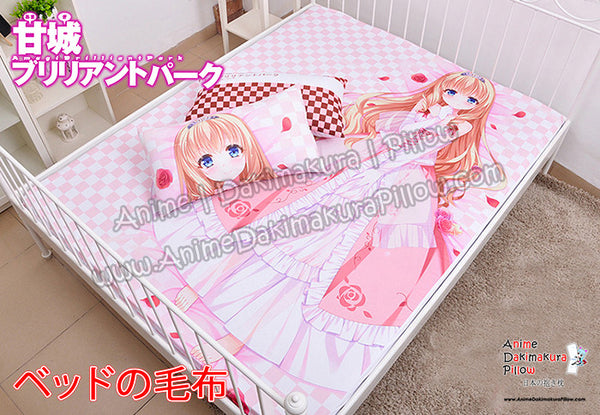 New Latifah - Amagi Brilliant Park Japanese Anime Bed Blanket or Duvet Cover with Pillow Covers H0413
