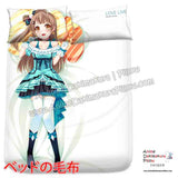 New Minami Kotori - Love Live Japanese Anime Bed Blanket or Duvet Cover with Pillow Covers  H0419 - Anime Dakimakura Pillow Shop | Fast, Free Shipping, Dakimakura Pillow & Cover shop, pillow For sale, Dakimakura Japan Store, Buy Custom Hugging Pillow Cover - 2