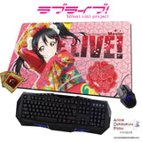 New Nico Yaszawa - Love Live Anime Gaming Mouse Pad Deluxe Multipurpose Playmat H0421 - Anime Dakimakura Pillow Shop | Fast, Free Shipping, Dakimakura Pillow & Cover shop, pillow For sale, Dakimakura Japan Store, Buy Custom Hugging Pillow Cover - 1