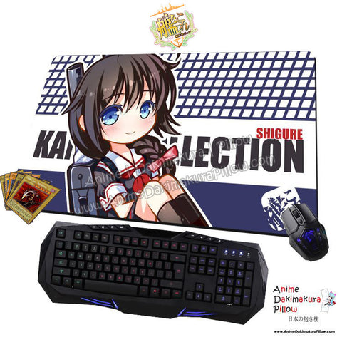 New Shigure - Kantai Collection Anime Gaming Mouse Pad Deluxe Multipurpose Playmat H0423 - Anime Dakimakura Pillow Shop | Fast, Free Shipping, Dakimakura Pillow & Cover shop, pillow For sale, Dakimakura Japan Store, Buy Custom Hugging Pillow Cover - 1
