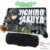 New Yuichiro Hyakuya - Seraph of the End Anime Gaming Mouse Pad Deluxe Multipurpose Playmat H0442 - Anime Dakimakura Pillow Shop | Fast, Free Shipping, Dakimakura Pillow & Cover shop, pillow For sale, Dakimakura Japan Store, Buy Custom Hugging Pillow Cover - 1