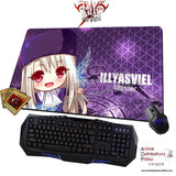 New Illyasviel von Einzbern - Fate Stay Night Anime Gaming Mouse Pad Deluxe Multipurpose Playmat H0444 - Anime Dakimakura Pillow Shop | Fast, Free Shipping, Dakimakura Pillow & Cover shop, pillow For sale, Dakimakura Japan Store, Buy Custom Hugging Pillow Cover - 1