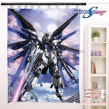 New Strike Freedom Gundam Bandai Anime Japanese Window Curtain Door Entrance Room Partition H0452 - Anime Dakimakura Pillow Shop | Fast, Free Shipping, Dakimakura Pillow & Cover shop, pillow For sale, Dakimakura Japan Store, Buy Custom Hugging Pillow Cover - 1