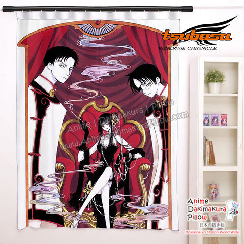 New Yuko Ichihara - Tsubasa Reservoir Chronicles Anime Japanese Window Curtain Door Entrance Room Partition H0455 - Anime Dakimakura Pillow Shop | Fast, Free Shipping, Dakimakura Pillow & Cover shop, pillow For sale, Dakimakura Japan Store, Buy Custom Hugging Pillow Cover - 1