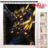 New Unicorn Gundam 02 Banshee Norn Anime Japanese Window Curtain Door Entrance Room Partition H0456 - Anime Dakimakura Pillow Shop | Fast, Free Shipping, Dakimakura Pillow & Cover shop, pillow For sale, Dakimakura Japan Store, Buy Custom Hugging Pillow Cover - 1