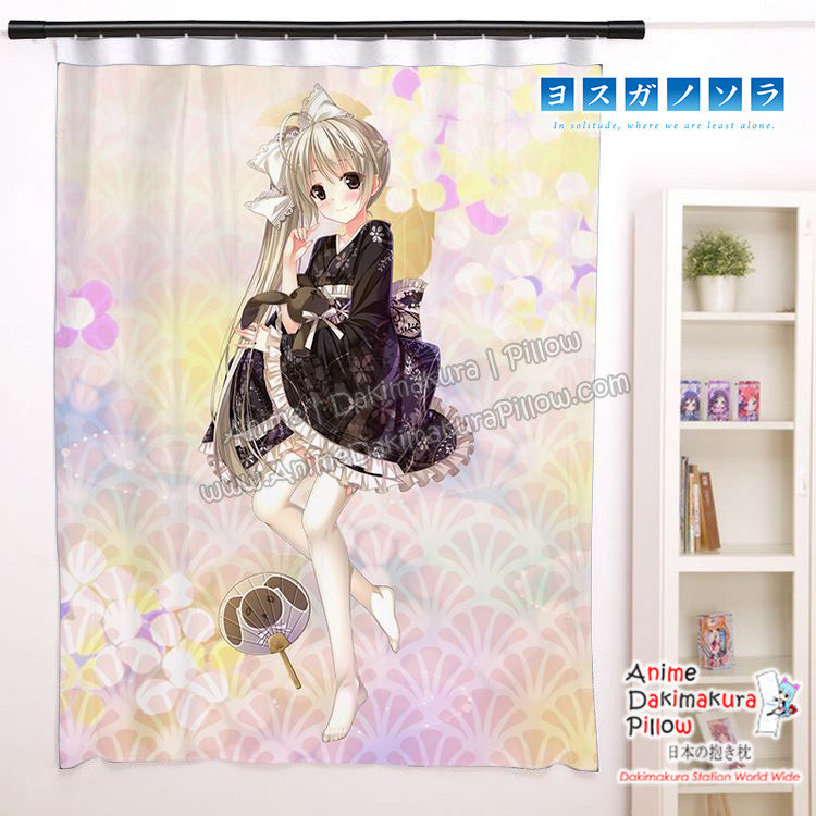 New Kasugano Sora - Yosuga no Sora Anime Japanese Window Curtain Door Entrance Room Partition H0464