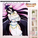 New Albedo - Overlord Anime Japanese Window Curtain Door Entrance Room Partition H0468 - Anime Dakimakura Pillow Shop | Fast, Free Shipping, Dakimakura Pillow & Cover shop, pillow For sale, Dakimakura Japan Store, Buy Custom Hugging Pillow Cover - 1