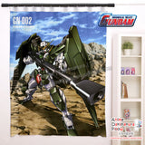 New GN-002 Gundam Dynames Mobile Suit Gundam Anime Japanese Window Curtain Door Entrance Room Partition H0483 - Anime Dakimakura Pillow Shop | Fast, Free Shipping, Dakimakura Pillow & Cover shop, pillow For sale, Dakimakura Japan Store, Buy Custom Hugging Pillow Cover - 1