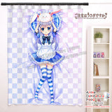 New Chino - Is the Order A Rabbit Anime Japanese Window Curtain Door Entrance Room Partition H0487 - Anime Dakimakura Pillow Shop | Fast, Free Shipping, Dakimakura Pillow & Cover shop, pillow For sale, Dakimakura Japan Store, Buy Custom Hugging Pillow Cover - 1