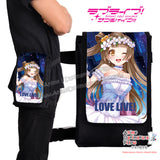 New Kotori Minami - Love Live! Anime  Japanese Fanny Pack Travel Clutch Waist Thigh Bag H0505 - Anime Dakimakura Pillow Shop | Fast, Free Shipping, Dakimakura Pillow & Cover shop, pillow For sale, Dakimakura Japan Store, Buy Custom Hugging Pillow Cover - 1