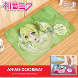 New Hatsune Miku - Vocaloid Anime Plush Carpet Doormat Home Decor Non-slip Bath Floor Mat H110006