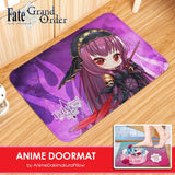 New Scathach - Fate Grand Order Anime Plush Carpet Doormat Home Decor Non-slip Bath Floor Mat H110167