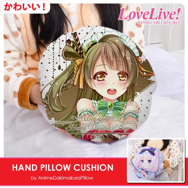 New-Kotori-Minami-Love-Live!-Anime-Hand-Pillow-Cushion-Comfortable-Fleece-Flannel-Hand-Warmer-Travel-Pillow-H130012