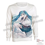 New-Hatsune-Miku-Vocaloid-Anime-Round-Neck-Long-Sleeve-Pullover-Sweater-H140012