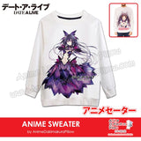 New-Tohka-Yatogami-Date-A-Live-Anime-Round-Neck-Long-Sleeve-Pullover-Sweater-H140029