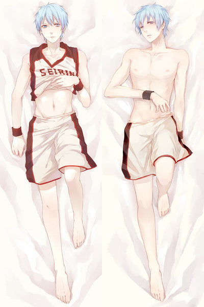New Kuroko no Basuke Anime Dakimakura Japanese Pillow Cover KNB2 Male - Anime Dakimakura Pillow Shop | Fast, Free Shipping, Dakimakura Pillow & Cover shop, pillow For sale, Dakimakura Japan Store, Buy Custom Hugging Pillow Cover - 1