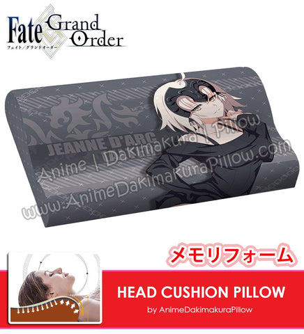 New-Jeanne-D-Arc-Fate-Japanese-Anime-Head-Cushion-Pillow-Deluxe-Memory-Soft-Head-Foam-ADP190004