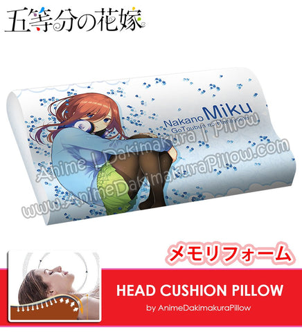 New-Miku-Nakano-The-Quintessential-Quintuplets-Japanese-Anime-Head-Cushion-Pillow-Deluxe-Memory-Soft-Head-Foam-ADP190006