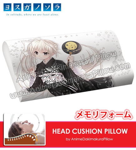 New-Sora-Kasugano-Yosuga-no-Sora-Japanese-Anime-Head-Cushion-Pillow-Deluxe-Memory-Soft-Head-Foam-ADP190009