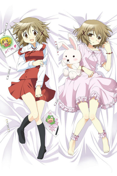 New Hidamari Sketch Anime Dakimakura Japanese Pillow Cover ADP-9093 - Anime Dakimakura Pillow Shop | Fast, Free Shipping, Dakimakura Pillow & Cover shop, pillow For sale, Dakimakura Japan Store, Buy Custom Hugging Pillow Cover - 1