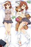 New Toaru Majutsu no Index Anime Dakimakura Japanese Pillow Cover TM88 - Anime Dakimakura Pillow Shop | Fast, Free Shipping, Dakimakura Pillow & Cover shop, pillow For sale, Dakimakura Japan Store, Buy Custom Hugging Pillow Cover - 2