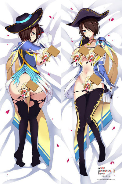 New  League of Legends Royal Guard Fiora Anime Dakimakura Japanese Pillow Cover ADP-3094 - Anime Dakimakura Pillow Shop | Fast, Free Shipping, Dakimakura Pillow & Cover shop, pillow For sale, Dakimakura Japan Store, Buy Custom Hugging Pillow Cover - 1