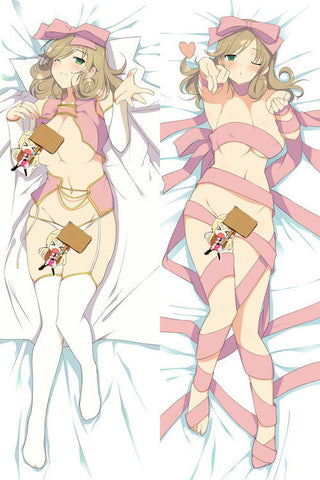 New  Senran Kagura Haruka Anime Dakimakura Japanese Pillow Cover SKH1 - Anime Dakimakura Pillow Shop | Fast, Free Shipping, Dakimakura Pillow & Cover shop, pillow For sale, Dakimakura Japan Store, Buy Custom Hugging Pillow Cover - 1