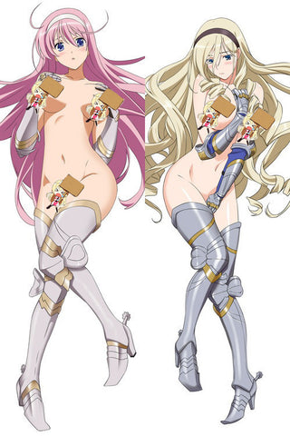 New  Walkure Romanze -Mio Celia Anime Dakimakura Japanese Pillow CoveråÊWR3 - Anime Dakimakura Pillow Shop | Fast, Free Shipping, Dakimakura Pillow & Cover shop, pillow For sale, Dakimakura Japan Store, Buy Custom Hugging Pillow Cover - 1