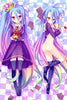 New  No Game No Life Anime Dakimakura Japanese Pillow Cover H2526 - Anime Dakimakura Pillow Shop | Fast, Free Shipping, Dakimakura Pillow & Cover shop, pillow For sale, Dakimakura Japan Store, Buy Custom Hugging Pillow Cover - 2