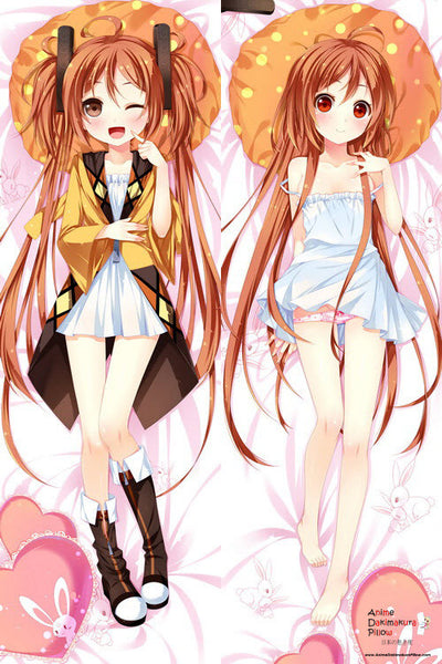 New Black Bullet Loli Anime Dakimakura Japanese Pillow Cover OS172 - Anime Dakimakura Pillow Shop | Fast, Free Shipping, Dakimakura Pillow & Cover shop, pillow For sale, Dakimakura Japan Store, Buy Custom Hugging Pillow Cover - 1