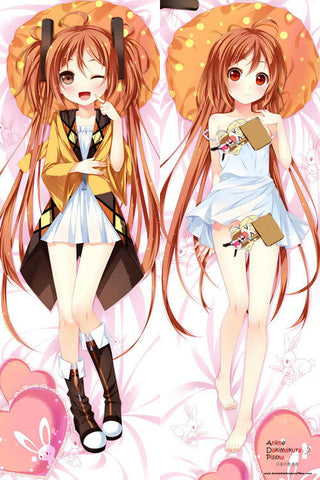 New Black Bullet Loli Anime Dakimakura Japanese Pillow Cover BC2 - Anime Dakimakura Pillow Shop | Fast, Free Shipping, Dakimakura Pillow & Cover shop, pillow For sale, Dakimakura Japan Store, Buy Custom Hugging Pillow Cover - 1