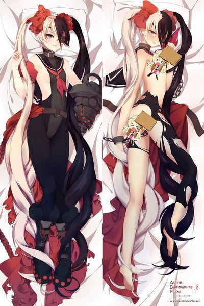 New  Blade and Soul Anime Dakimakura Japanese Pillow Cover BS1 - Anime Dakimakura Pillow Shop | Fast, Free Shipping, Dakimakura Pillow & Cover shop, pillow For sale, Dakimakura Japan Store, Buy Custom Hugging Pillow Cover - 1