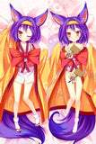 New  No Game No Life Izuna Anime Dakimakura Japanese Pillow Cover H2558 - Anime Dakimakura Pillow Shop | Fast, Free Shipping, Dakimakura Pillow & Cover shop, pillow For sale, Dakimakura Japan Store, Buy Custom Hugging Pillow Cover - 1