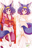 New  No Game No Life Anime Dakimakura Japanese Pillow Cover H2590 - Anime Dakimakura Pillow Shop | Fast, Free Shipping, Dakimakura Pillow & Cover shop, pillow For sale, Dakimakura Japan Store, Buy Custom Hugging Pillow Cover - 1